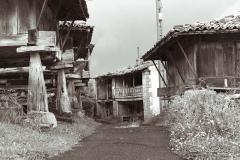 Hórreos en Sietes
