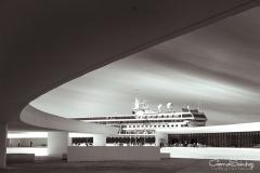 Niemeyer y puerto