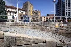 Gijón, puerto deportivo