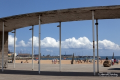 Playa del Arbeyal, Gijón