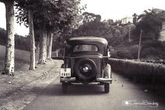 El coche de antes