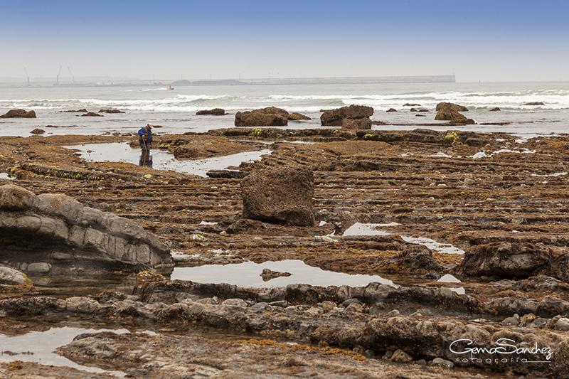 Playa de Peñarubia Gijón