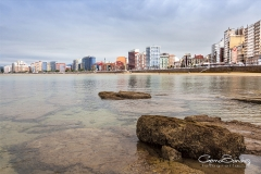 Playa San Lorenzo Gijón 01