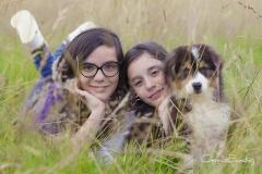 Retrato-familia-y-perro