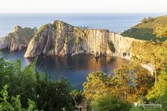 Playa del Sielencio. Asturias