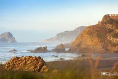 Playa de loa Quebrantos