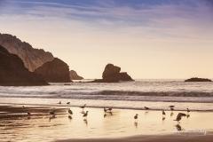 Playa de Munielles Castrillón