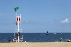 Playa de Poniente Gijón 01
