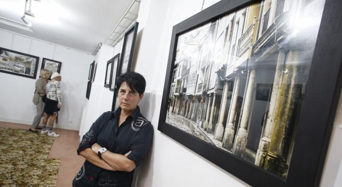 La Nueva España Avilés Exposición fotográfica Gema Sánchez
