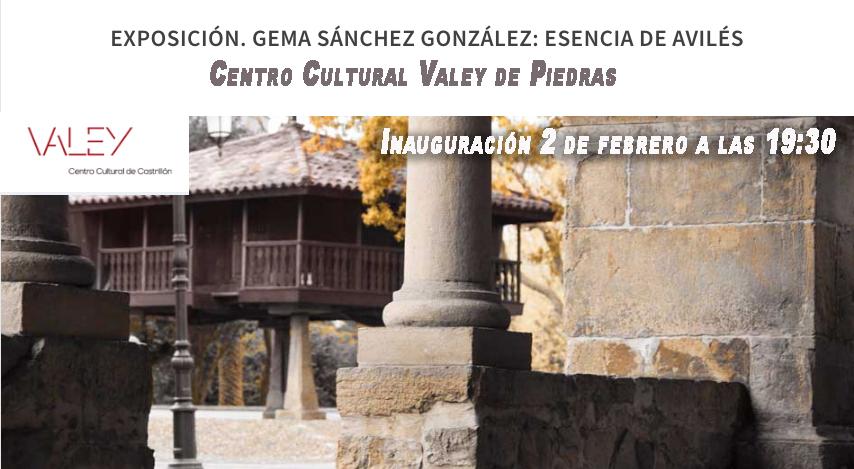 """Exposición fotográfica """"Esencia de Avilés"""" en el centro Cultural Valey de Piedras blancas"""